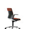 Contemporary office armchair / fabric / on casters / star base MODUS by K.Franck,W.Sauer,Wiege,F.Frenkler,J.Kolberg Wilkhahn