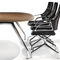 Contemporary office chair / on casters / with armrests / star base GRAPH by Jehs + Laub Wilkhahn