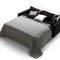 contemporary sofa bed LAMPO by Milano Bedding Milano Bedding