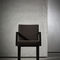 contemporary wood armchair SAAR dining chair Piet Boon Collection
