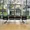 folding boardroom table CONFAIR by Andreas St�riko Wilkhahn