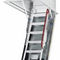 retractable attic ladder for roof hatches GM-4 EUROSTEP WIPPRO