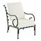 traditional garden armchair KROSS SIFAS