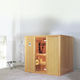 infrared sauna / residential