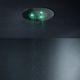 recessed ceiling shower head / round / rain / waterfall