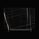 marble stone slab / polished / wall-mounted / black