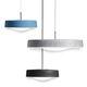 pendant lamp / contemporary / felt / LED