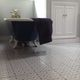 bathroom tile / wall / for floors / porcelain stoneware