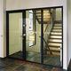 steel door profile / heat-resistant / fire-rated