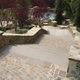 natural stone paver / porphyry / anti-slip / outdoor