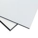 PVC PVC panel / for furniture / for exterior fittings / high-resistance