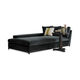 traditional daybed / fabric / indoor / modular