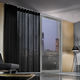 motorized curtain track / for drapes / commercial / residential
