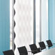 vertical opening system for blinds / motorized / chain-operated / window