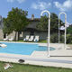 pool garden shower / PE