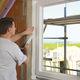 airtight adhesive strip / PO / window / door