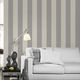 contemporary wallpaper / striped / baroque / non-woven