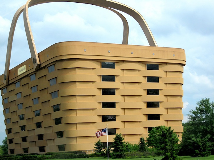 At 180,000 Square Feet, The Basket Provides Office Space For Longabergeru0027s  500 Employees Read More