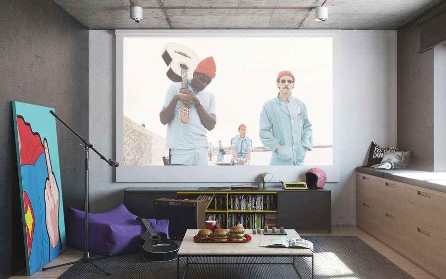 2 Creative Apartments Featuring Whimsical Art