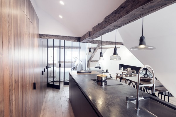 2 small and cute french apartments under 50 square meters designed by margaux beja