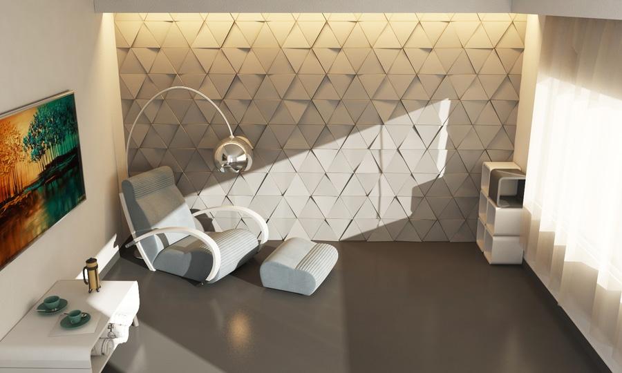 3d Concrete Wall Tiles
