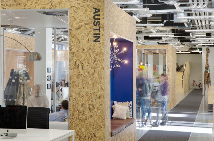airbnb office in dublin by heneghan peng airbnb office