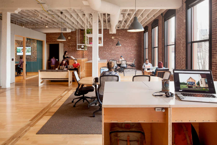Airbnbs Portland call center offers a beautiful and flexible work