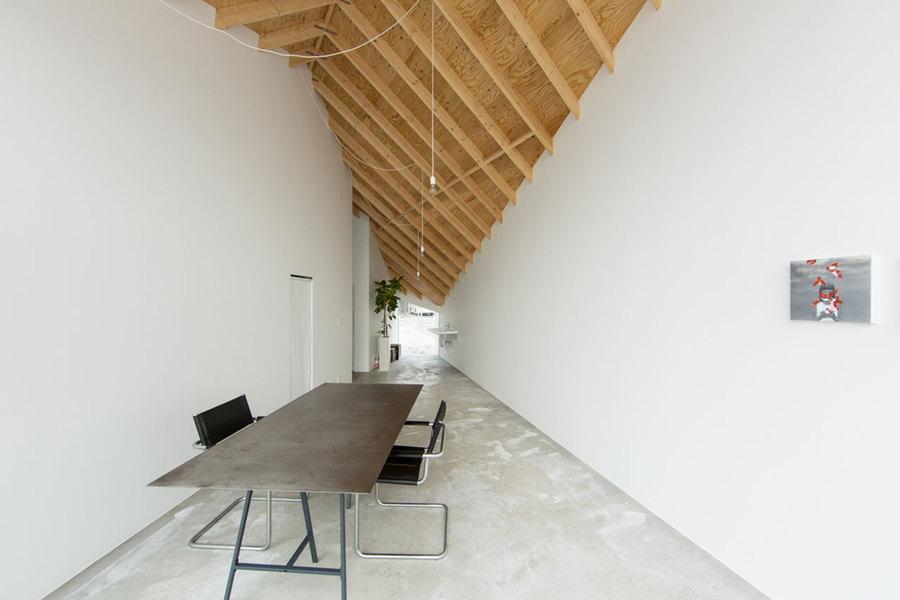 Alphaville Architects, Skyhole, Hikone, Shiga, Japan