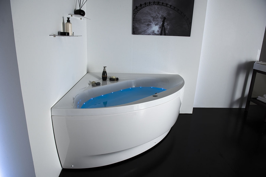 Aquatica Olivia-Wht Relax Air Massage Bathtub - Calgary, AB, Canada ...