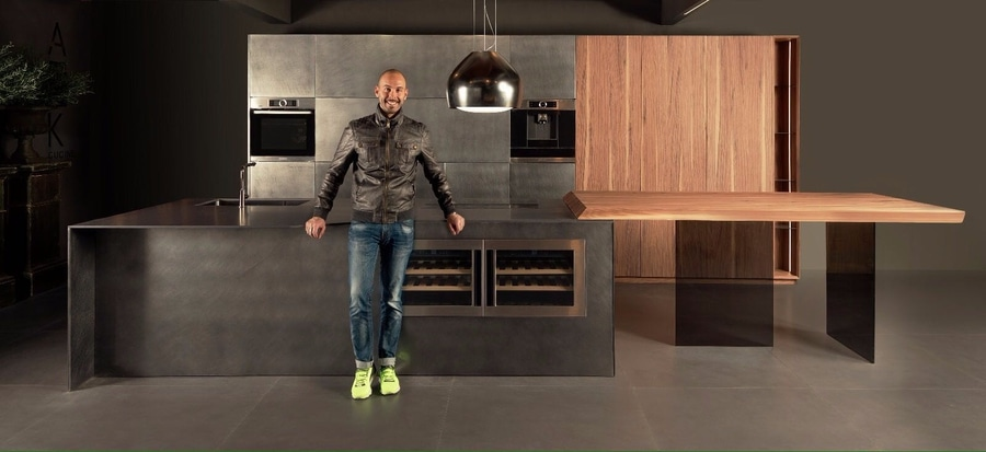 Ask Cucineu0027s First Connected Kitchen Encounters Lapitec®u0027s Naturalness.