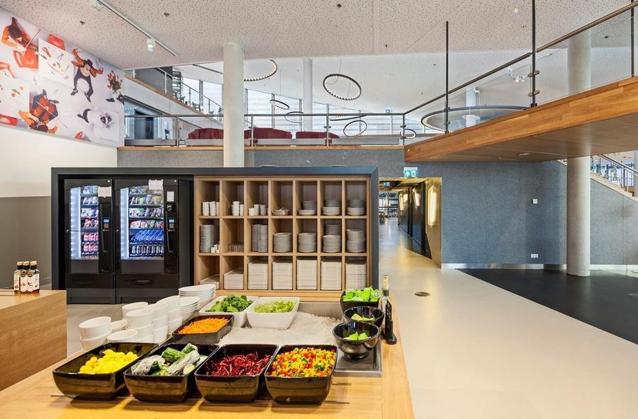 Aurora collection @ VPRO office, interior design by Workshop of Wonders