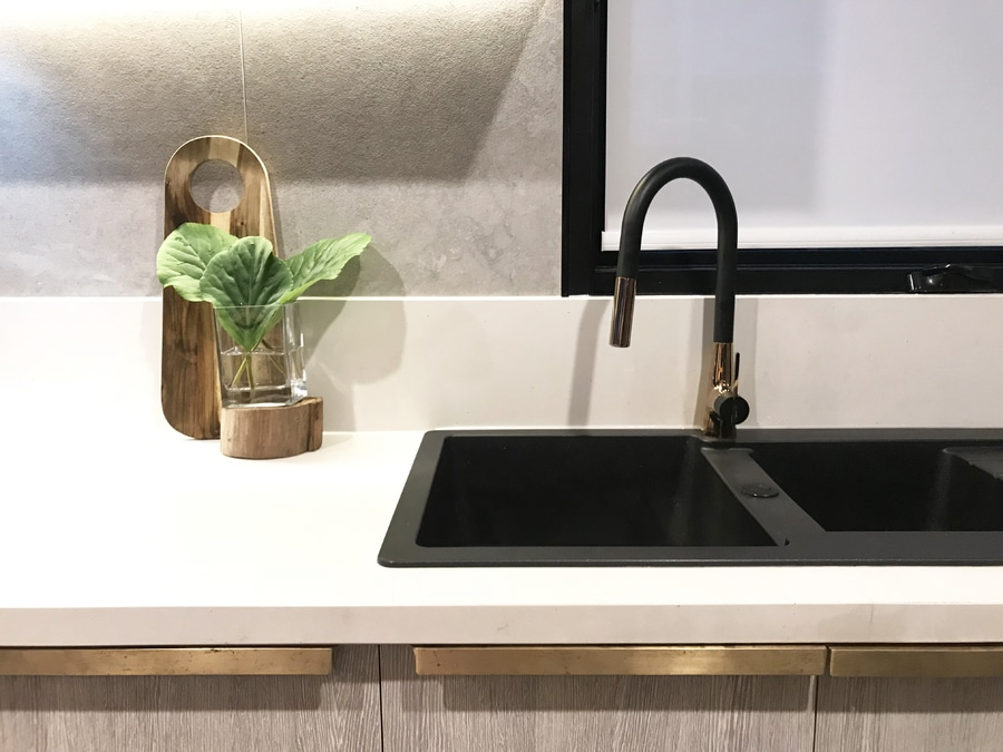 Awa Faucet Fleaker kitchen sink tap @ Project 101 Thornbury ...