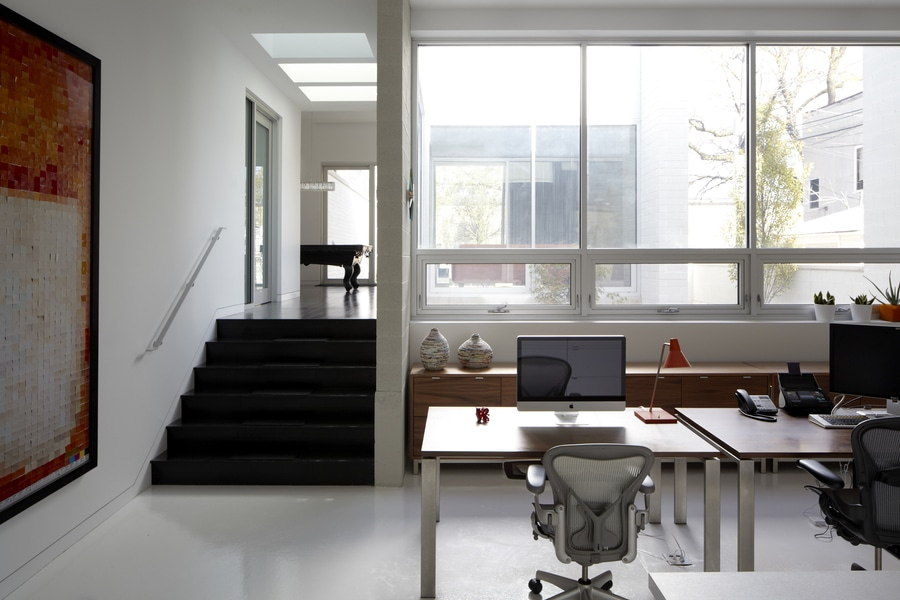 dozen home workspaces.  Dozen BUCKTOWN THREE BY STUDIO DWELL ARCHITECTS Inside Dozen Home Workspaces O