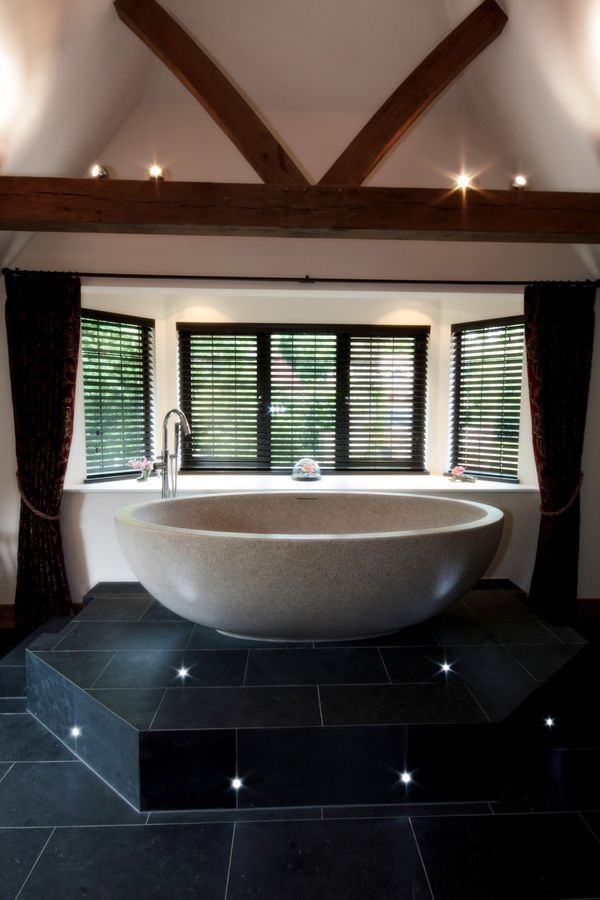 Superior CAPPUCHINO IMPERIA Bathtub By Castello Luxury Baths