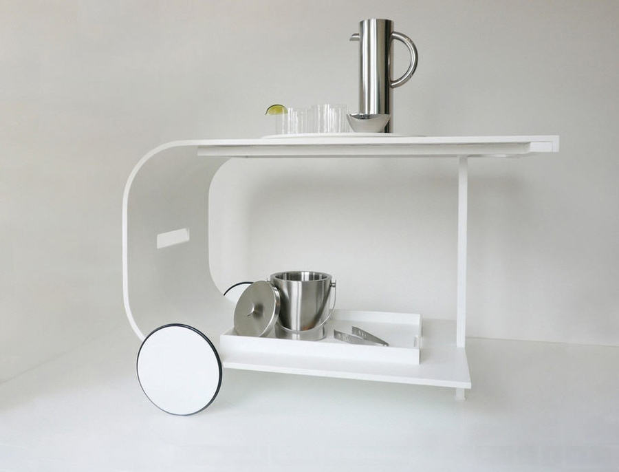 Cart Blanc by FTF Design Studio
