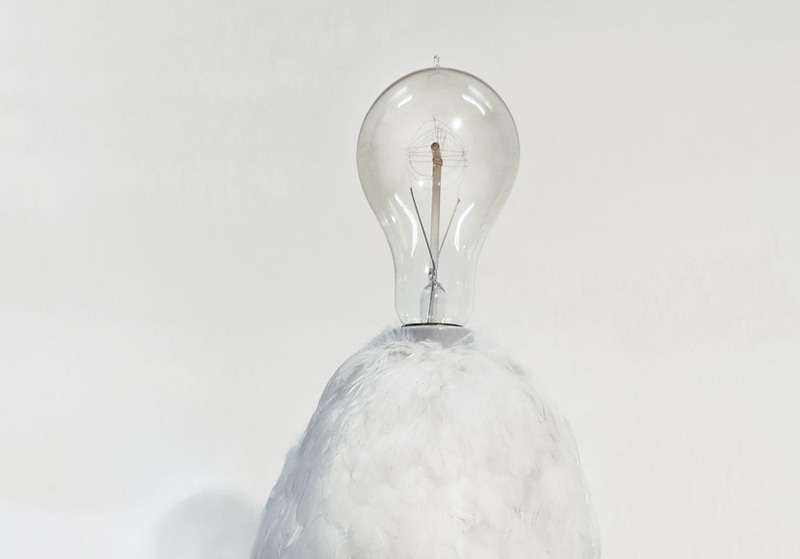 CHICKEN LAMP BY SEBASTIAN ERRAZURIZ - United States
