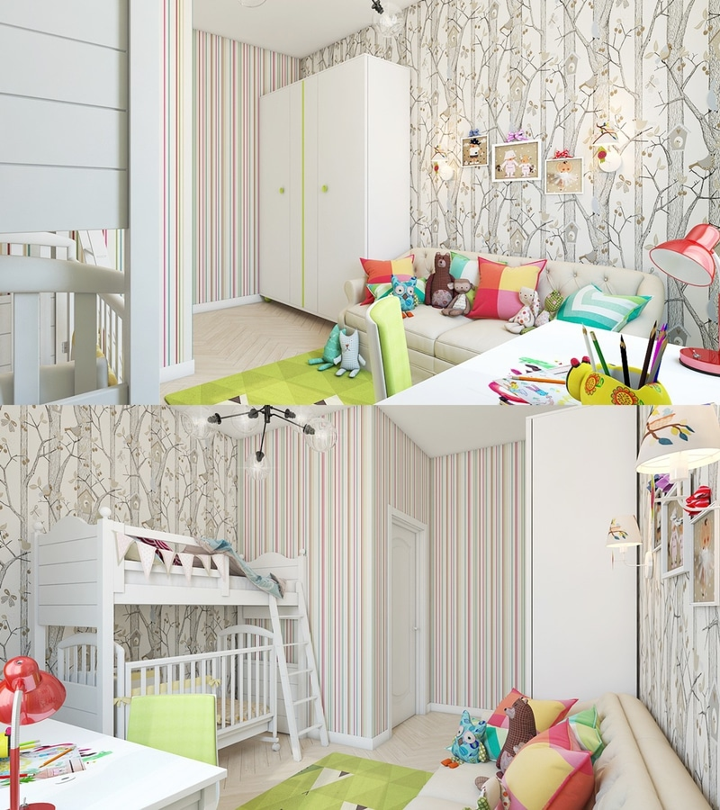 Clever Home Decor Ideas Part - 32: Clever Kids Room Wall Decor Ideas U0026 Inspiration