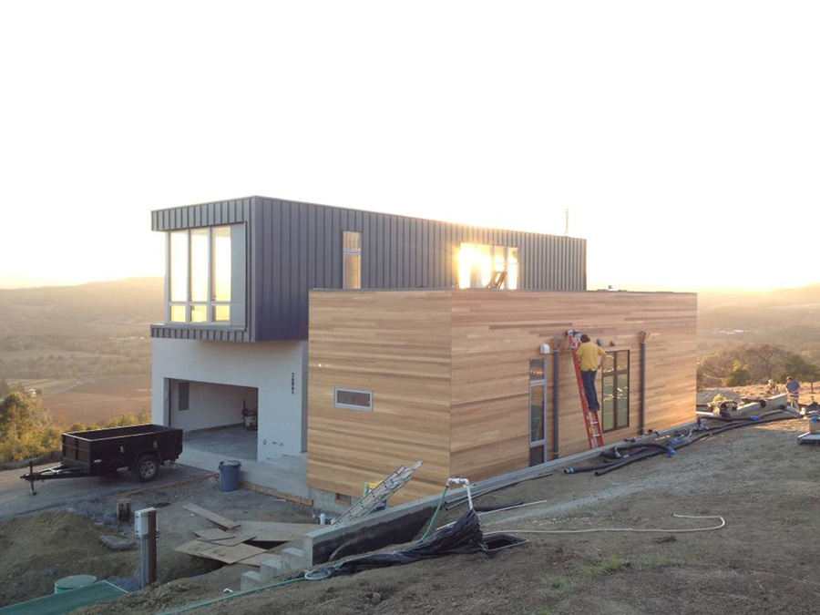 Sustainable project homes