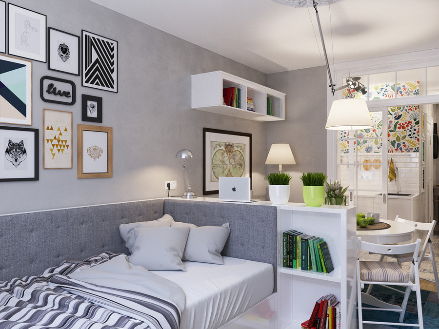 Designing For Super Small Spaces 5 Micro