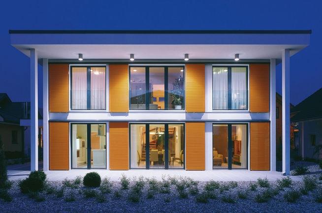 Vario Haus energy efficient prefab house by vario haus vario haus