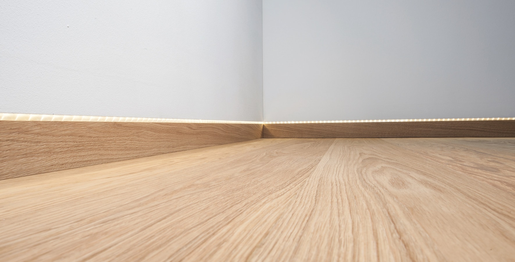 Flush Mount Skirting Board