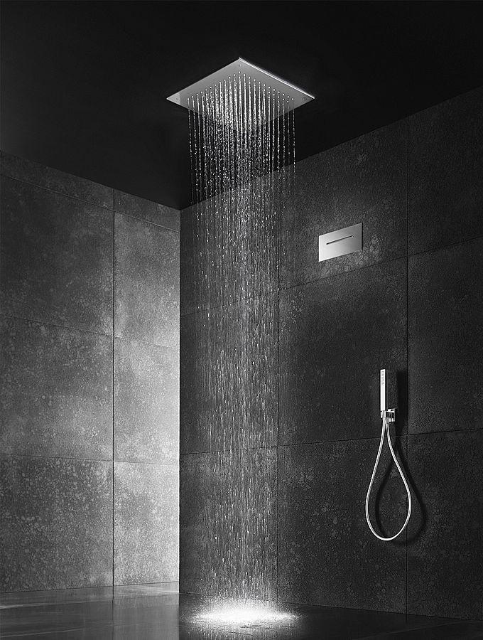 Get fresh with Blu Bathworks\' stainless steel rain showers! - Blu ...
