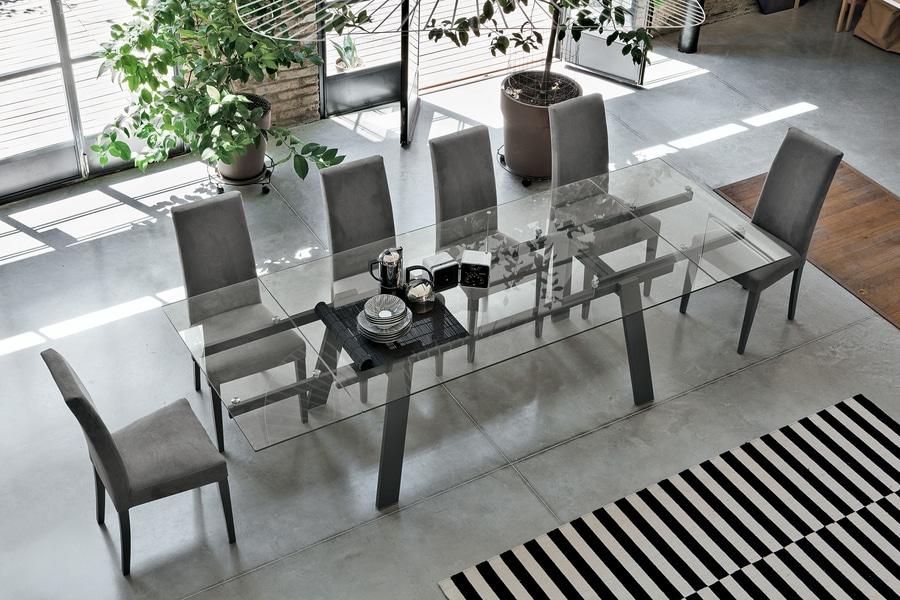 ITALIAN IDEAS: GIOVE DINING TABLE - Via Basse, 36056 Tezze sul ...