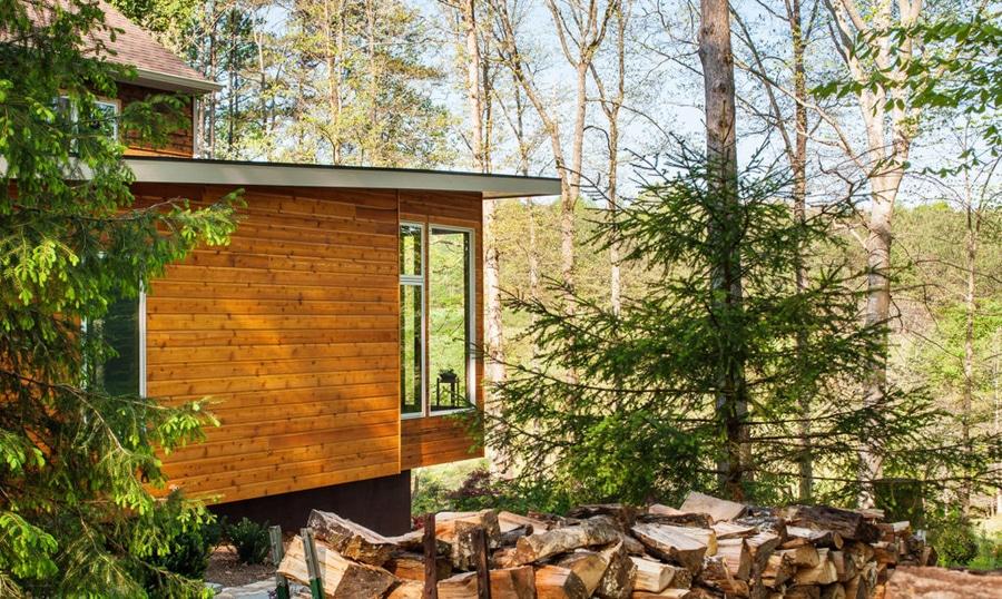 green makeover transforms cedarclad virginia house into a lifelong retreat
