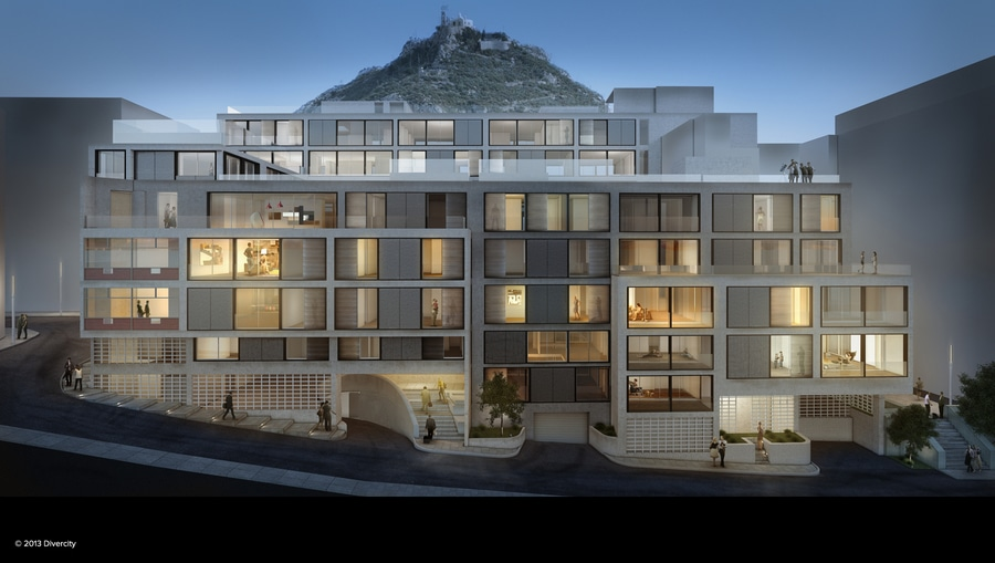 Apartment Building History history revisited: one athens apartment buildingc. a. doxiadis