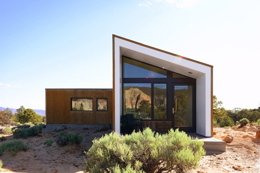 Outstanding Desert Home Designs Contemporary - Exterior ideas 3D ...