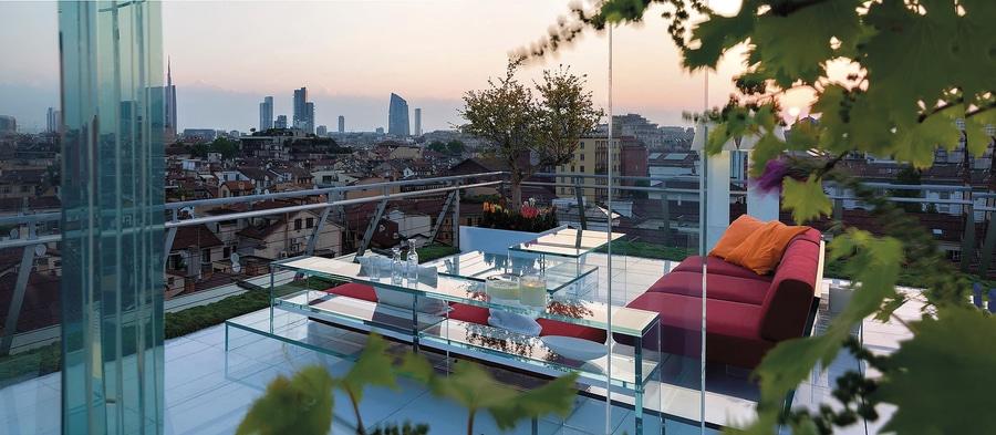 """La Terrazza"""" Brera Design District, Milano - Via Po, 30022 Ceggia VE ..."""