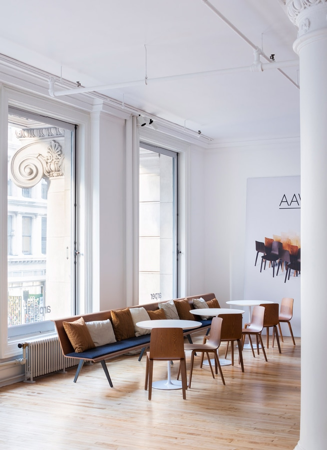 Italian Furniture Company Arper Opens A Manhattan Showroom