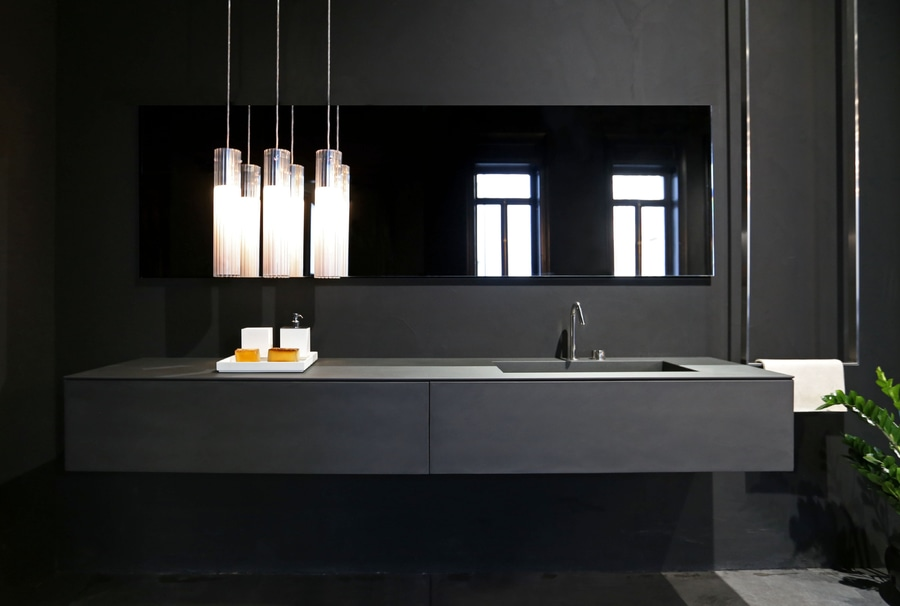 LAMINAM for the bathroom – Design: RIFRA - Milan, Metropolitan City ...