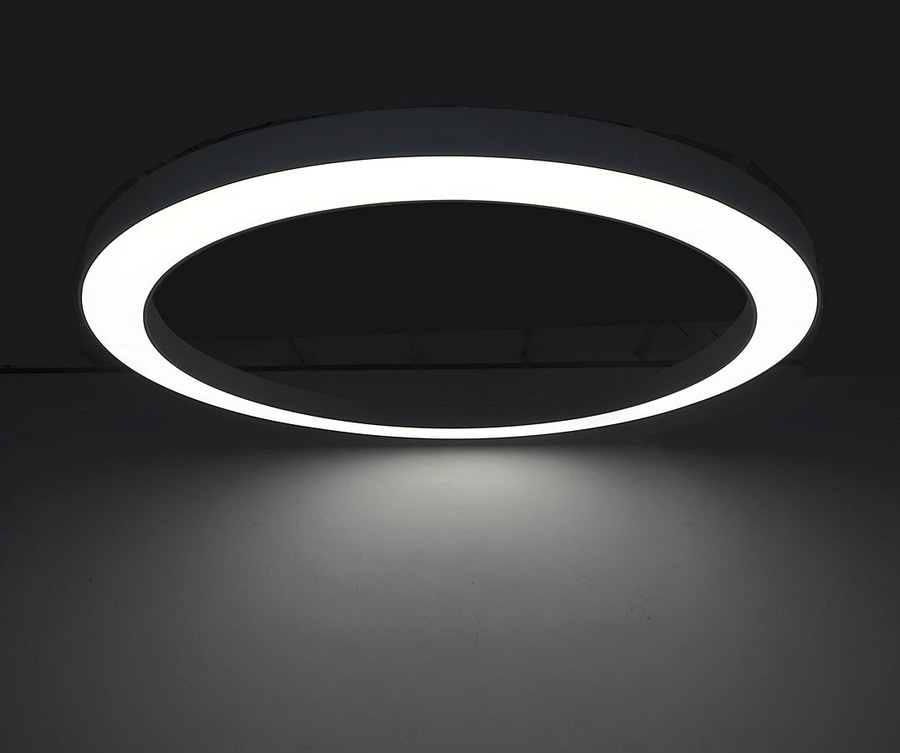 Large Circle Led Light